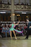 Stefano Moriondo & Darya Byelikova at Blackpool Dance Festival 2012