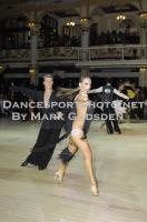 Stefano Moriondo & Darya Byelikova at