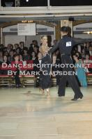 Massimo Regano & Silvia Piccirilli at Blackpool Dance Festival 2012