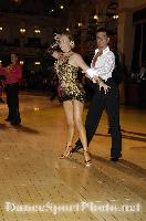 Massimo Regano & Silvia Piccirilli at Blackpool Dance Festival 2007