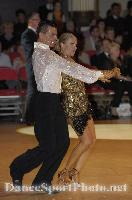 Massimo Regano &amp; Silvia Piccirilli at Blackpool Dance Festival 2007