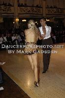 Massimo Regano & Silvia Piccirilli at Blackpool Dance Festival 2009
