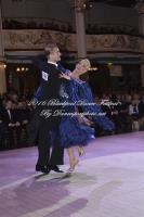 Alex Freyr Gunnarsson & Liis End at