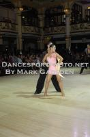 Ron Garber & Liza Lakovitsky at Blackpool Dance Festival 2012
