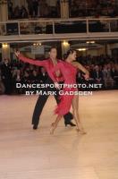 Denys Samson & Yuliya Nikitenko at