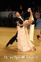 Alexei Galchun & Tatiana Demina at UK Open 2007