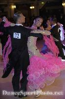 Mirko Francesconi &amp; Milena Cervelli at Blackpool Dance Festival 2008