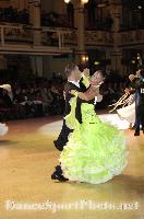Mirko Francesconi & Milena Cervelli at Blackpool Dance Festival 2009