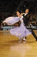 Simone Segatori & Annette Sudol at 67th Australian Dancesport Championship