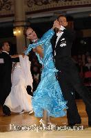 Simone Segatori & Annette Sudol at Blackpool Dance Festival 2007