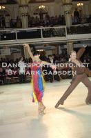 Cedric Meyer & Angelique Meyer at Blackpool Dance Festival 2012