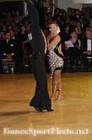 Eugene Katsevman & Maria Manusova at Blackpool Dance Festival 2007