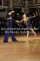 Eugene Katsevman & Maria Manusova at Blackpool Dance Festival 2009