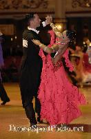 Nicola Pascon & Anna Tondello at Blackpool Dance Festival 2007