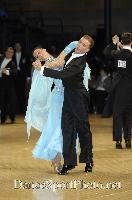 Marek Kosaty & Paulina Glazik at UK Open 2007