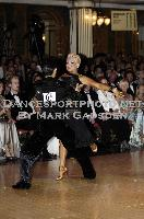 Alex Ivanets & Lisa Bellinger-Ivanets at Blackpool Dance Festival 2009