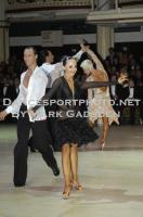 Sergey Sourkov & Agnieszka Melnicka at Blackpool Dance Festival 2012
