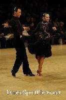 Sergey Sourkov & Agnieszka Melnicka at UK Open 2007