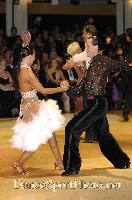 Sergey Sourkov & Agnieszka Melnicka at Blackpool Dance Festival 2007