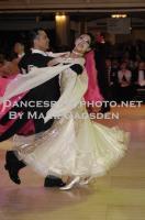 Shozo Ishihara & Toko Shibuya at Blackpool Dance Festival