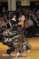 Shozo Ishihara & Toko Shibuya at Blackpool Dance Festival 2008