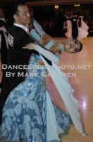 Shozo Ishihara &amp; Toko Shibuya at Blackpool Dance Festival 2010