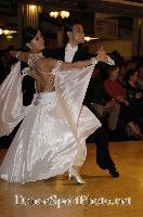 Qing Shui & Yan Yan Ma at Blackpool Dance Festival 2007
