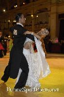 Qing Shui &amp; Yan Yan Ma at Blackpool Dance Festival 2007