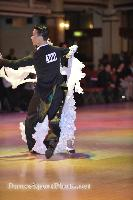 Qing Shui & Yan Yan Ma at Blackpool Dance Festival 2008