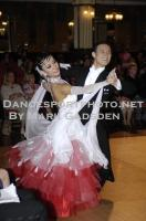 Qing Shui & Yan Yan Ma at Blackpool Dance Festival 2010