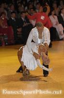Martyn Long & Elaine Long at Blackpool Dance Festival 2007