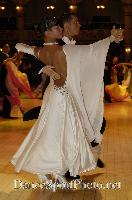 Francesco Andreani & Francesca Longarini at Blackpool Dance Festival 2007