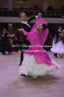 Thorkell Jonsson & India Phillips-Bullock at