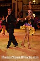 Chong He & Jing Shan at Blackpool Dance Festival 2008