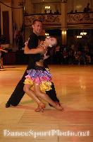 Chong He & Jing Shan at Blackpool Dance Festival 2008