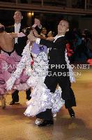 Chong He & Jing Shan at Blackpool Dance Festival 2009