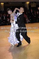 Chong He &amp; Jing Shan at Blackpool Dance Festival 2009