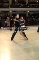 Kamil Studenny & Kateryna Trubina at Blackpool Dance Festival 2012