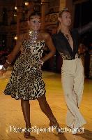 Kamil Studenny & Kateryna Trubina at Blackpool Dance Festival 2007