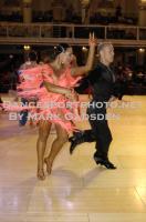 Kamil Studenny & Kateryna Trubina at Blackpool Dance Festival 2010