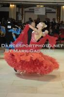 Oscar Pedrinelli & Kamila Brozovska at Blackpool Dance Festival 2012