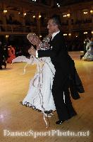 Eric Voorn & Charlotte Voorn at Blackpool Dance Festival 2009