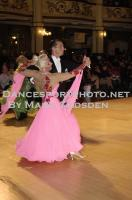 Eric Voorn & Charlotte Voorn at Blackpool Dance Festival 2010