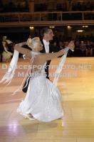 Eric Voorn & Charlotte Voorn at Blackpool Dance Festival 2010