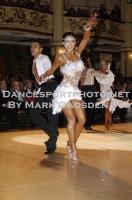 Dorin Frecautanu & Roselina Doneva at Blackpool Dance Festival 2010