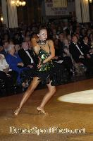 James Jordan & Aleksandra Grabowska at Blackpool Dance Festival 2007