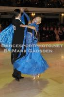 Mark Elsbury & Olga Elsbury at Blackpool Dance Festival