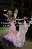 Mark Elsbury &amp; Olga Elsbury at Blackpool Dance Festival 2012