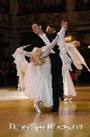 Mark Elsbury &amp; Olga Elsbury at Blackpool Dance Festival 2007