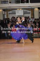 Mark Elsbury & Olga Elsbury at Blackpool Dance Festival 2010